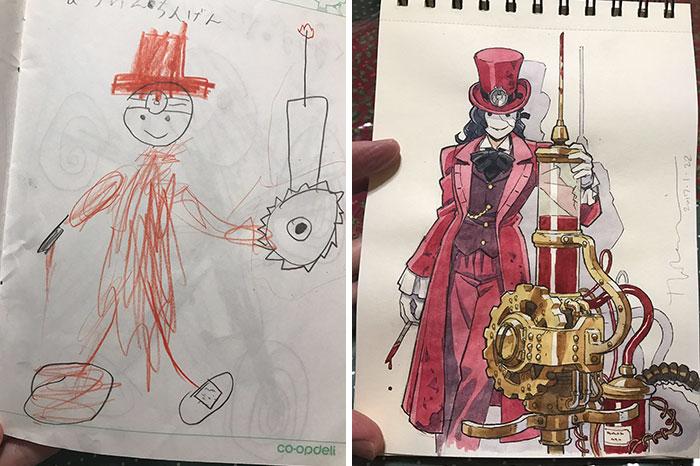 doctor steampunk thomas romain