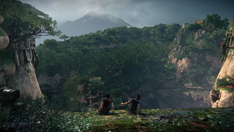 analisis uncharted the lost legacy