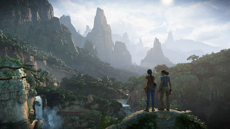 Review del juego uncharted the lost legacy