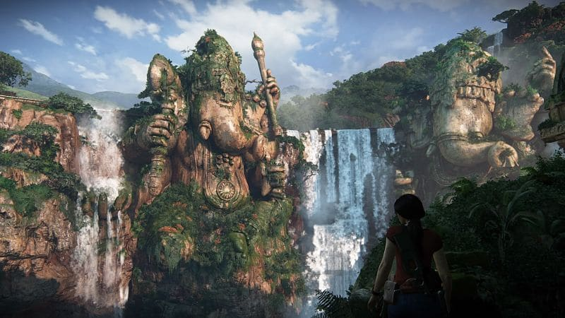 Review uncharted the lost legacy