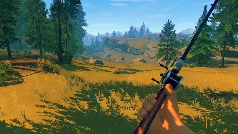 Review del videojuego Firewatch