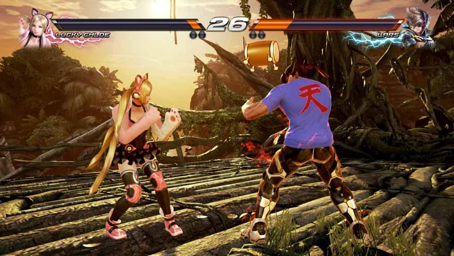 Juego de lucha tekken 7