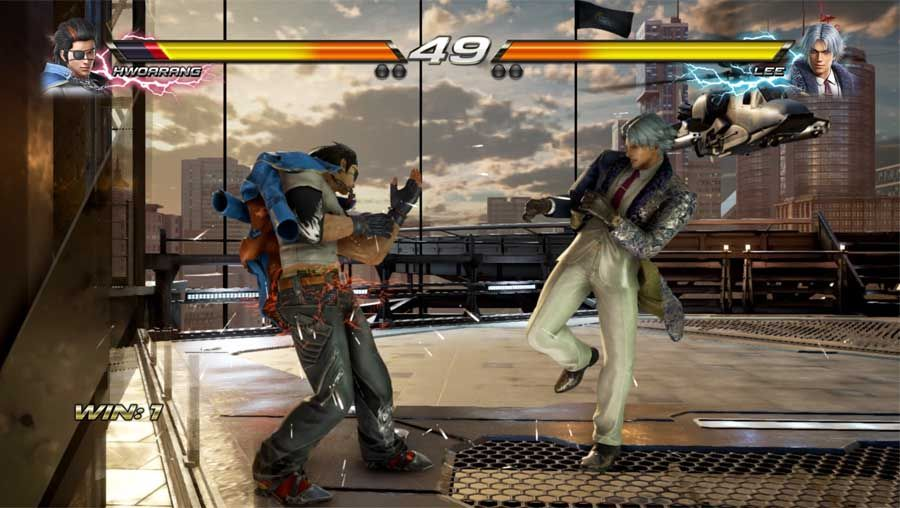 Análisis del videojuego de Tekken 7